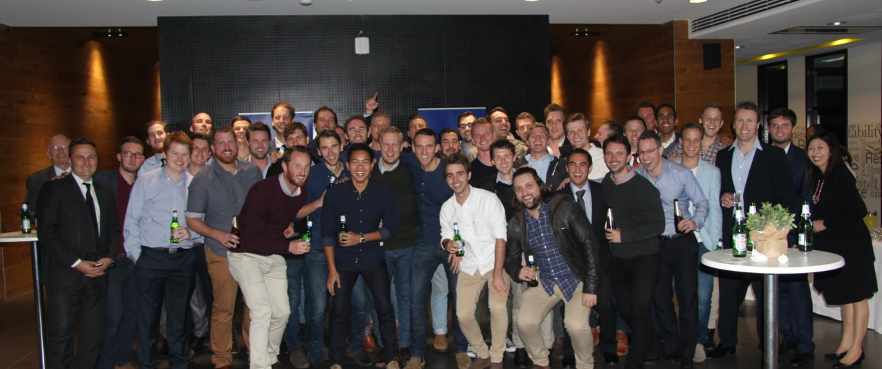 10 Year Reunion of the Brighton grammar Class of 2005