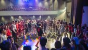 Cast and Crew Before the Brighton Grammar and Firbank Grammar Year 10-12 Production of High School Musical