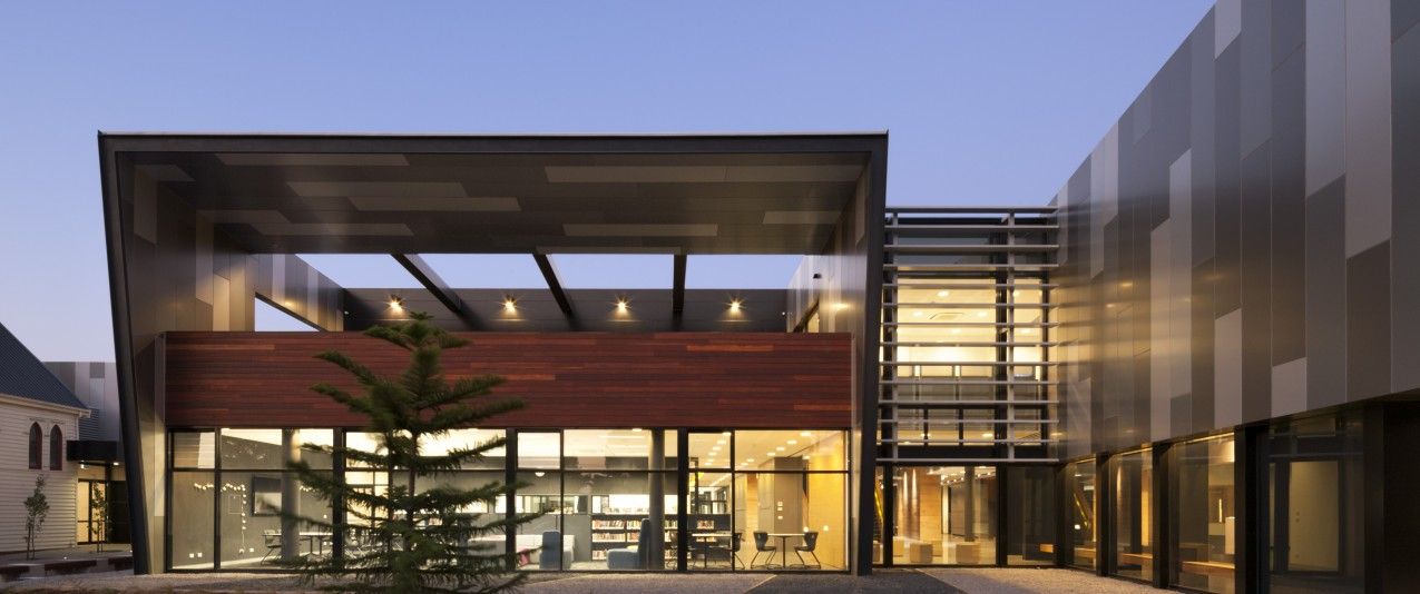 Innovative boys school, Brighton Grammar Middle School Building