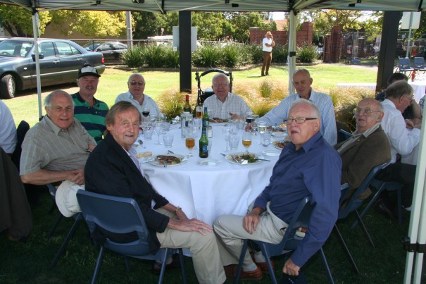 Top Enders Cricket Lunch 2010