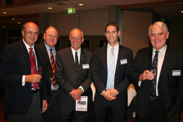Brighton Grammar Rowing - Meliora Club Dinner 2010