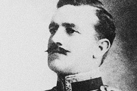 Best Melbourne Boys Private School, Hall of Fame inductee, Lieutenant Alfred Henry Dufrayer (OB 1889)