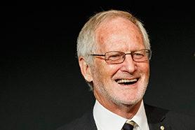 Best Melbourne Boys Private School, Brighton Grammar, Hall of Fame inductee, Emeritus Professor Terry Fitzgerald Wall (OB 1960)