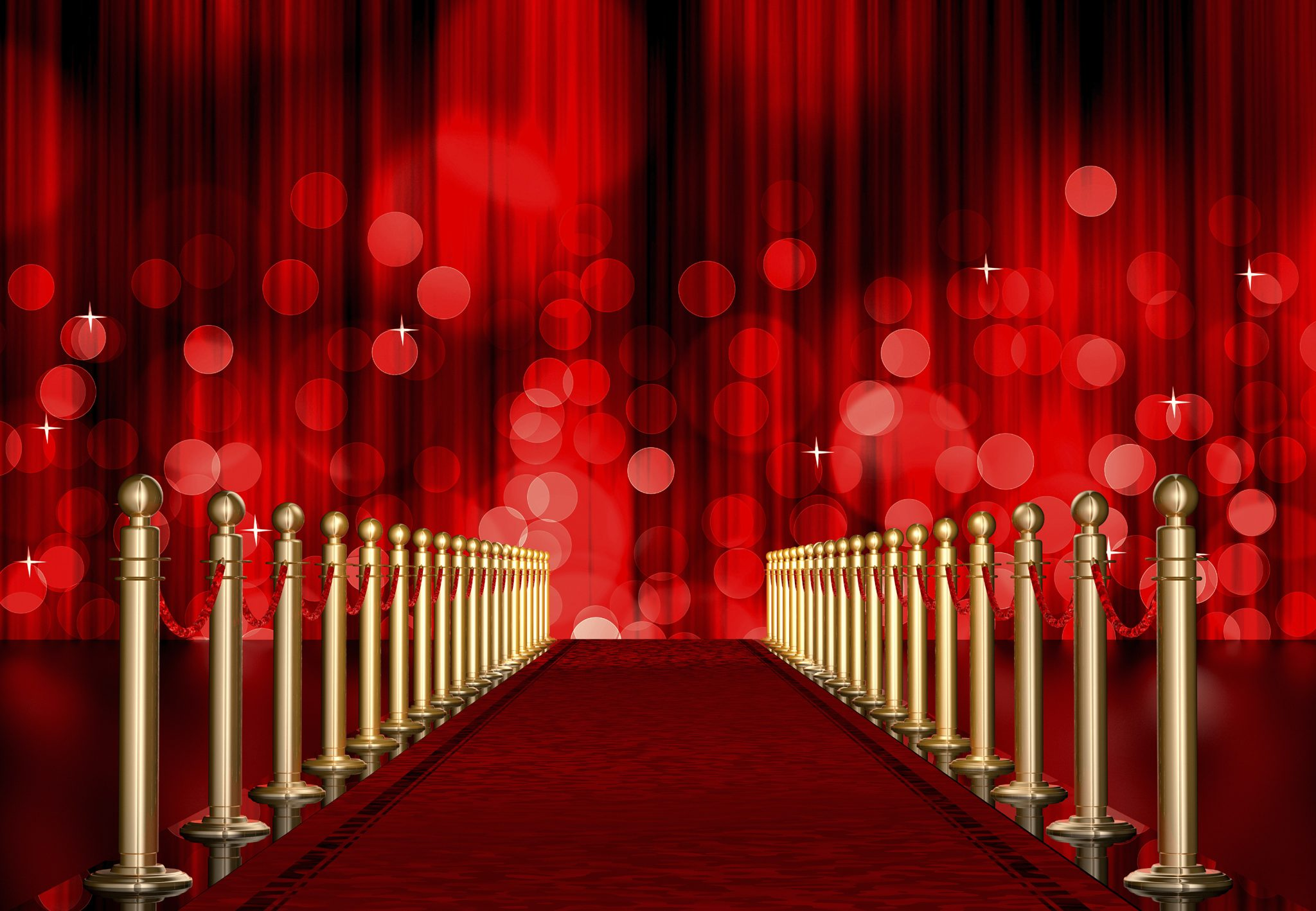 Photo of red carpet